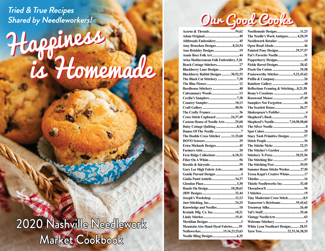 Happiness is Homemade - 2020 Nashville Exclusive