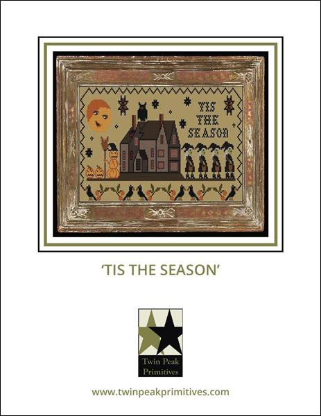 'Tis the Season - Cross Stitch Pattern