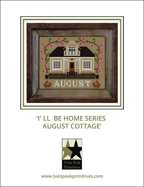 I'll Be Home Series August Cottage