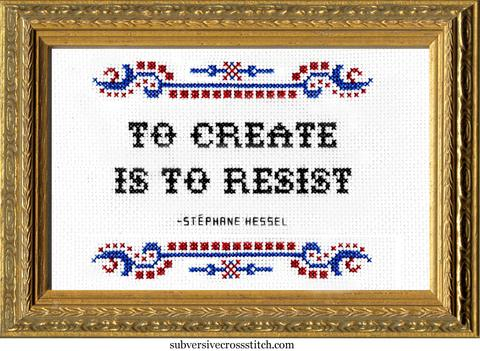 To Create is to Resist Kit