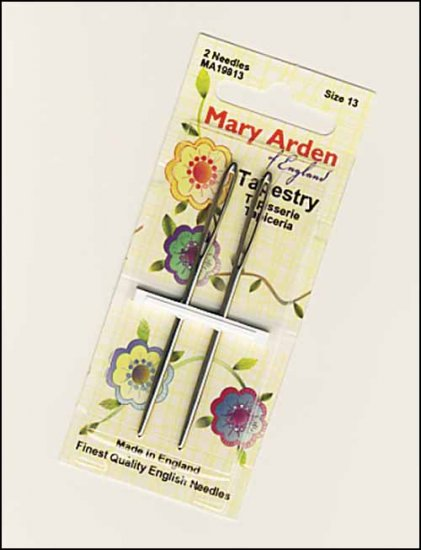 Mary Arden Tapestry Needle Size 13