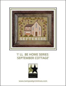 I'll Be Home Series September Cottage