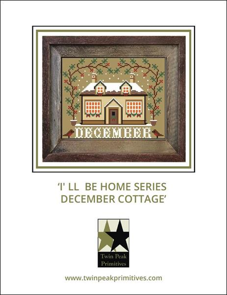 I'll Be Home Series - December Cottage