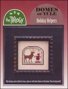 Domes of Yule - Holiday Helpers