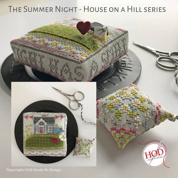 House on a Hill (1/4) - The Summer Night