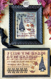 Dracula's Confession - Cross Stitch Pattern