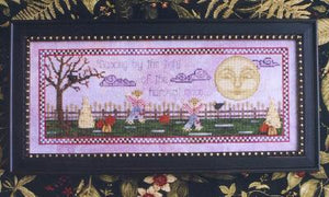 Harvest Moon - Cross Stitch Pattern