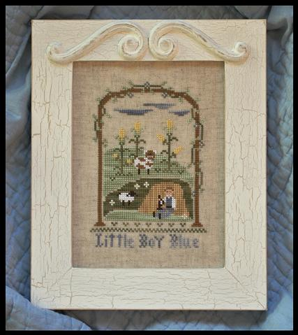 Country Cottage Kids #15 - Little Boy Blue