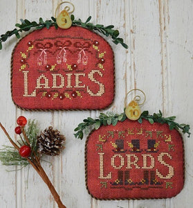 12 Days #4 - Ladies & Lords