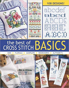 The Best of Cross Stitch Basics