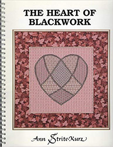 Heart of Blackwork by Ann Strite-Kurz