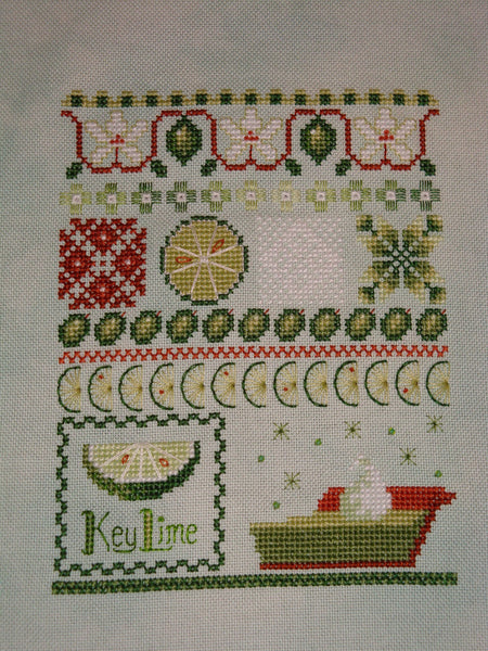 Key Lime Sampler