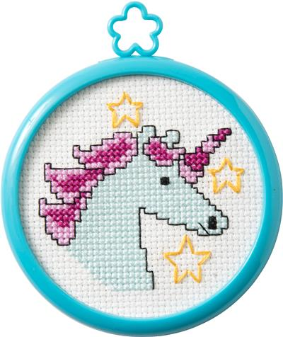 My 1st Stitch Kit - Mystical Unicorn - The Starlight Stitchery
