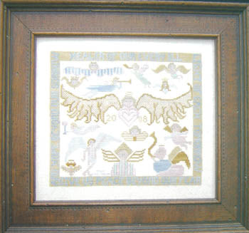 Angels Sampler