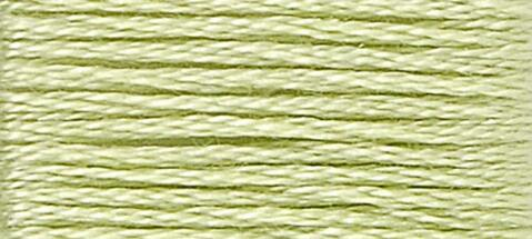 15 (Apple Green) - DMC Embroidery Floss
