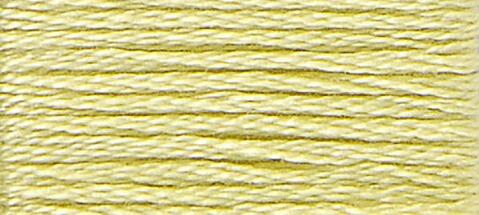 11 (Light Tender Green) - DMC Embroidery Floss