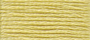 17 (Light Yellow Plum) - DMC Embroidery Floss