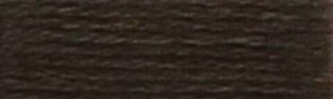 3021 (Very Dark Brown Gray ) - DMC Embroidery Floss