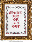 Spark Joy or Get Out Kit