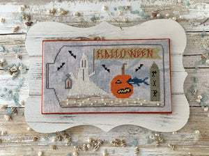 Halloween Under The Sea - Cross Sttich Pattern