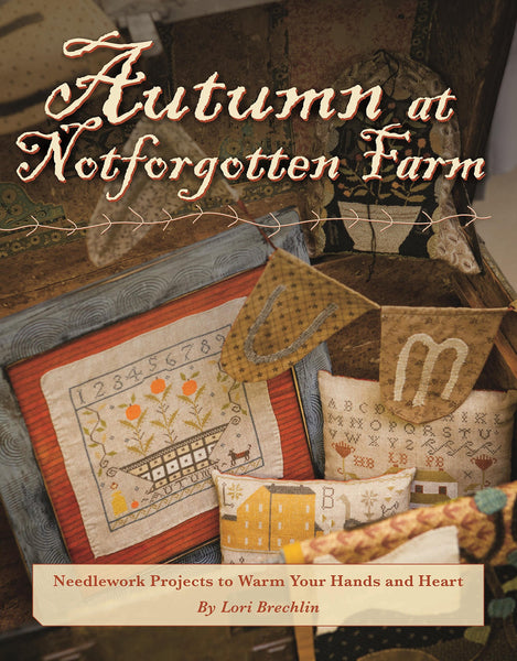 Autumn at Notforgotten Farm by Lori Brechlin