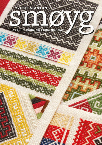 Smøyg: Pattern Darning from Norway by Yvette Stanton