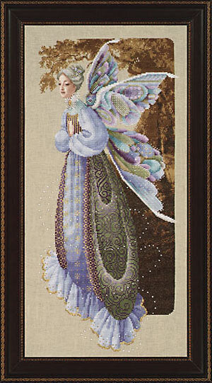 Fairy Godmother - Cross Stitch Pattern