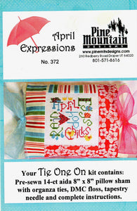 Tie One On Kit - April Expressions