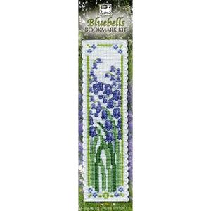 Bluebells Bookmark Kit