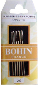 Bohin Tapestry Needles Size 20