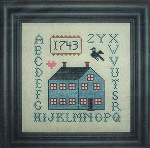 As the Crow Flies - Cross Stitch Pattern