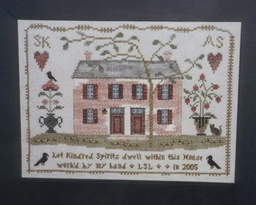 Kindred House Sampler