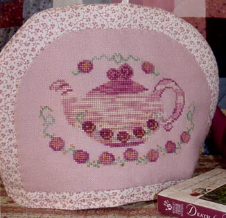 Pretty in Pink - Cross Stitch Pattern