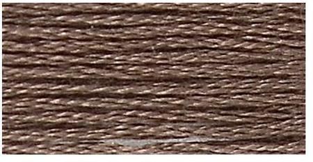 08 (Dark Driftwood) - DMC Embroidery Floss