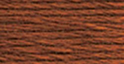 400 (Dark Mahogany) - DMC Embroidery Floss