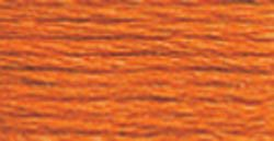 721 (Medium Orange Spice) - DMC Embroidery Floss