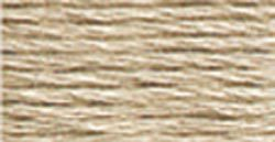 842 (Very Light Beige Brown ) - DMC Embroidery Floss