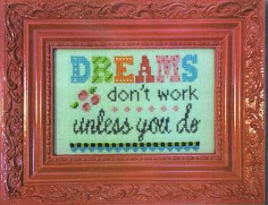 Words of Wisdom - Dreams Linen Kit