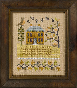 4 Seasons (3/4) - Autumn - Cross Stitch Pattern