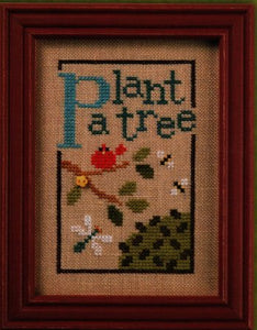Flip-It - Green (Full Set) - Cross Stitch Pattern