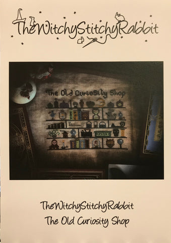The Old Curiosity Shop - Cross Stitch Pattern