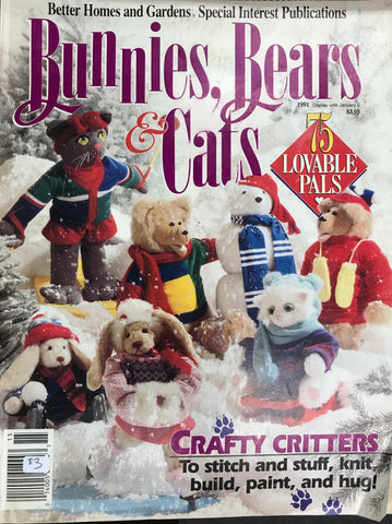 Bunnies, Bears, & Cats 1991