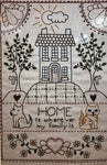Home Sampler Embroidery