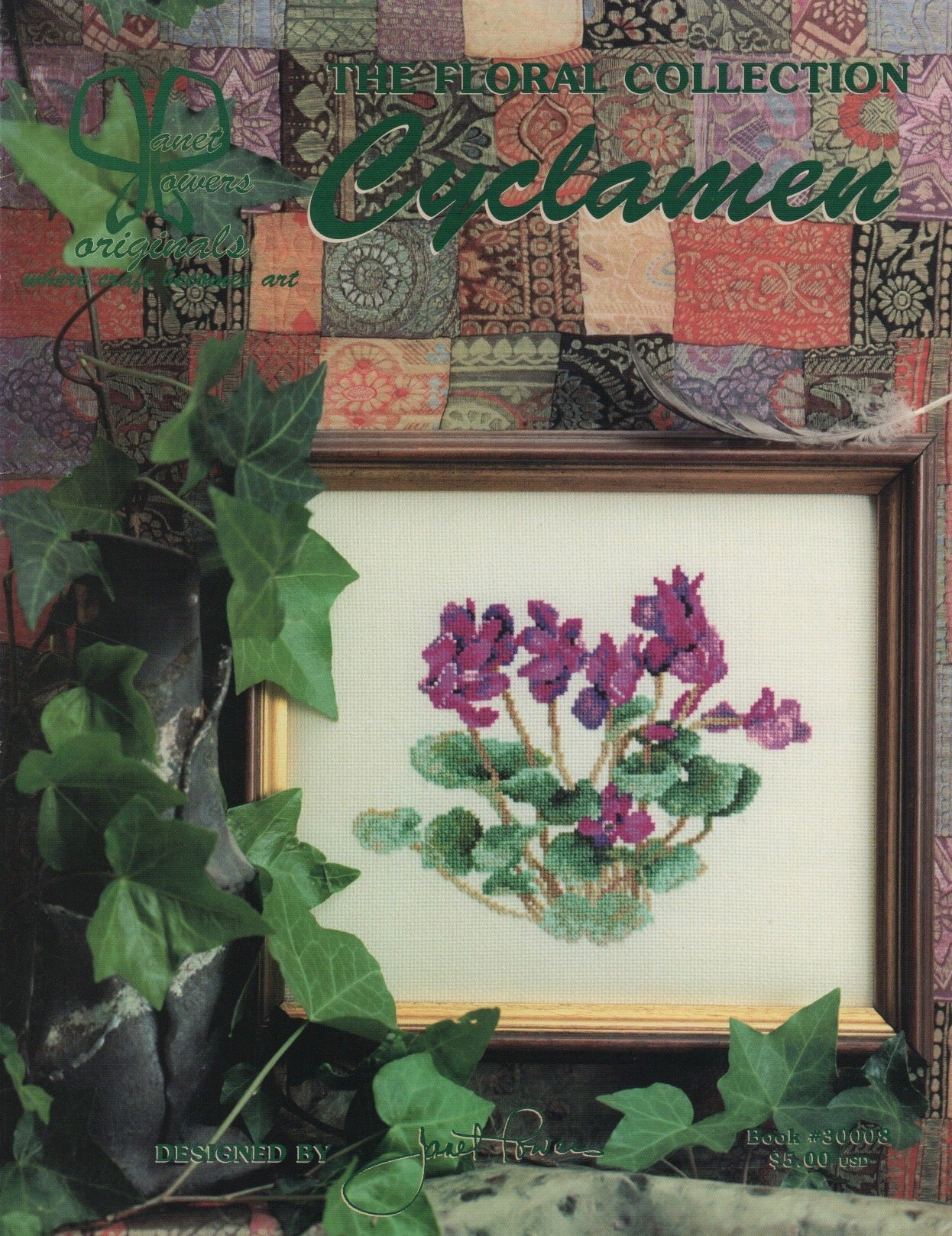 The Floral Collection - Cyclamen