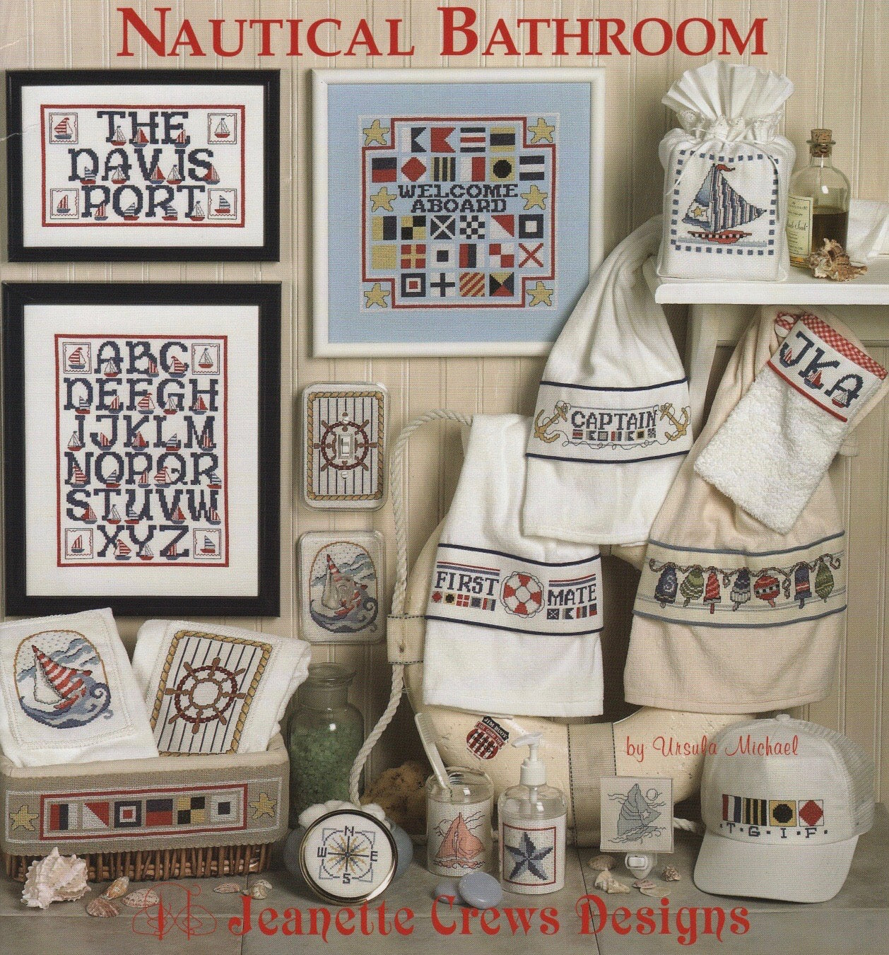 TGIF! - Nautical Bathroom