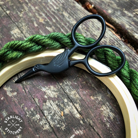 Storklette Scissors - Kelmscott Designs