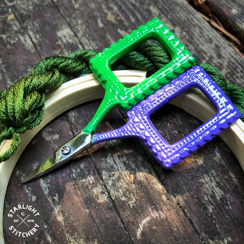 Magic Potion Lace Scissors - Kelmscott Designs