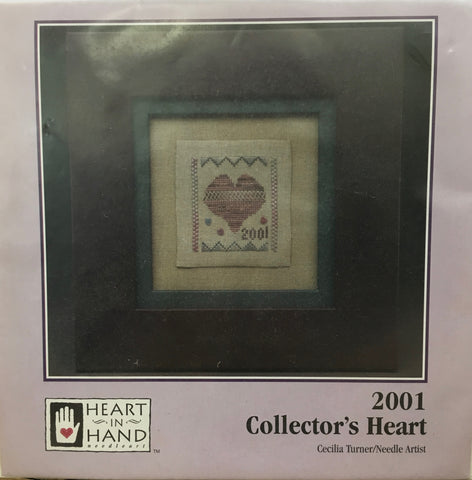 2001 Collector's Heart