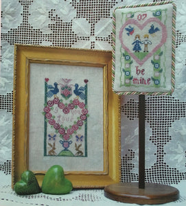 Valentines - Cross Stitch Pattern