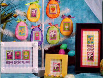 Spring Crazy - Cross Stitch Pattern